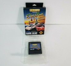 Out Run Europa (Sega Game Gear, 1991) U.S. Version - RARE w/ Box and Game - $59.39