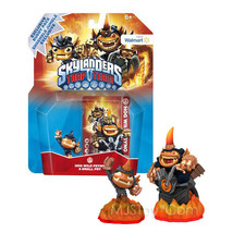 NEW HOT Skylanders Trap Team Hog Wild Fryno & Small Fry Figure 2 Pack EXL RARE - $39.99