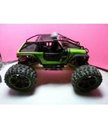 New Bright RC 1:14 Rock Crawler Jeep Trailcat - No Charger - Not Tested - $43.55