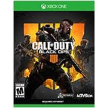Activision Call of Duty: Black Ops 4 - First Person Shooter - Xbox One - $47.23