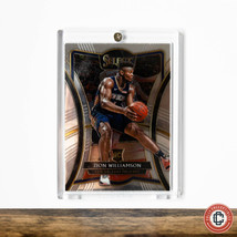 2019-20 Panini Select ZION WILLIAMSON Premier Level Rookie RC #199 Pelicans - $94.05