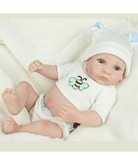 CHAREX Belly Reborn Baby Dolls Lifelike Soft Baby Gift 10-inch Safety Si... - $20.77