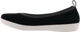 Cloudsteppers Clarks Ayla Paige SlipOn Shoe BLACK 7.5M NEW 649-302 - $80.17