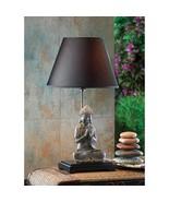 Meditating BUDDHA TABLE LAMP - $51.98