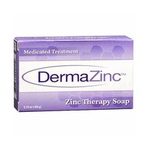 DermaZinc Zinc Therapy Soap Bar - 4.25 oz (120g) - $8.08