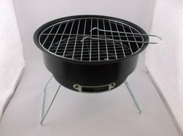 PORTABLE BARBECUE AND COOLER BBQ GRILL N CHILL COMBO 12 IN DIAMETER X 6.... - $6.99