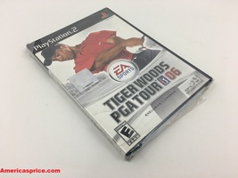 EA Sports Tiger Woods PGA Tour 06  Video Game - PlayStation 2 - $11.99
