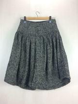 KAPITAL Pantaloncini Culotte Donna Misura 0 Grigio Lana Da Giappone F/S ... - $125.93