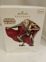 Star Wars Hallmark Keepsake Ornament 2012 General Grievous Revenge of Sith - $12.37