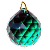 Swarovski 20mm Crystal Faceted Ball Prism image 10