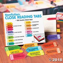 Nonfiction Close Reading Tabs  - $26.24