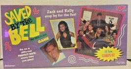 1994 Saved By The Bell Game Complete Instructions The New Class Game - $23.76