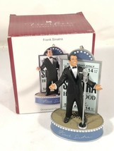 Carlton Cards Heirloom Frank Sinatra Singing Christmas Ornament Designed In USA - $19.79