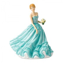 Royal Doulton Happy Birthday 2018 Figure of the Year Figurine HN 5870 Ne... - $207.90