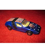 1972 Lesney / Matchbox Die Cast Car: Superfast #41 Siva Spyder - $8.00