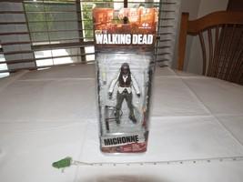The Walking Dead TV action figure Michonne AMC McFarlane Toys RARE serie... - $49.49