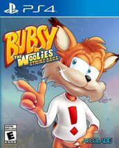 Bubsy: The Woolies Strike Back for PlayStation 4 - $29.99