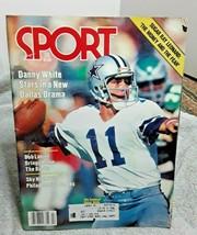 Sport Magazine February 1981 Danny White Dallas Cowboys Ron Jaworski Eagles - $6.92