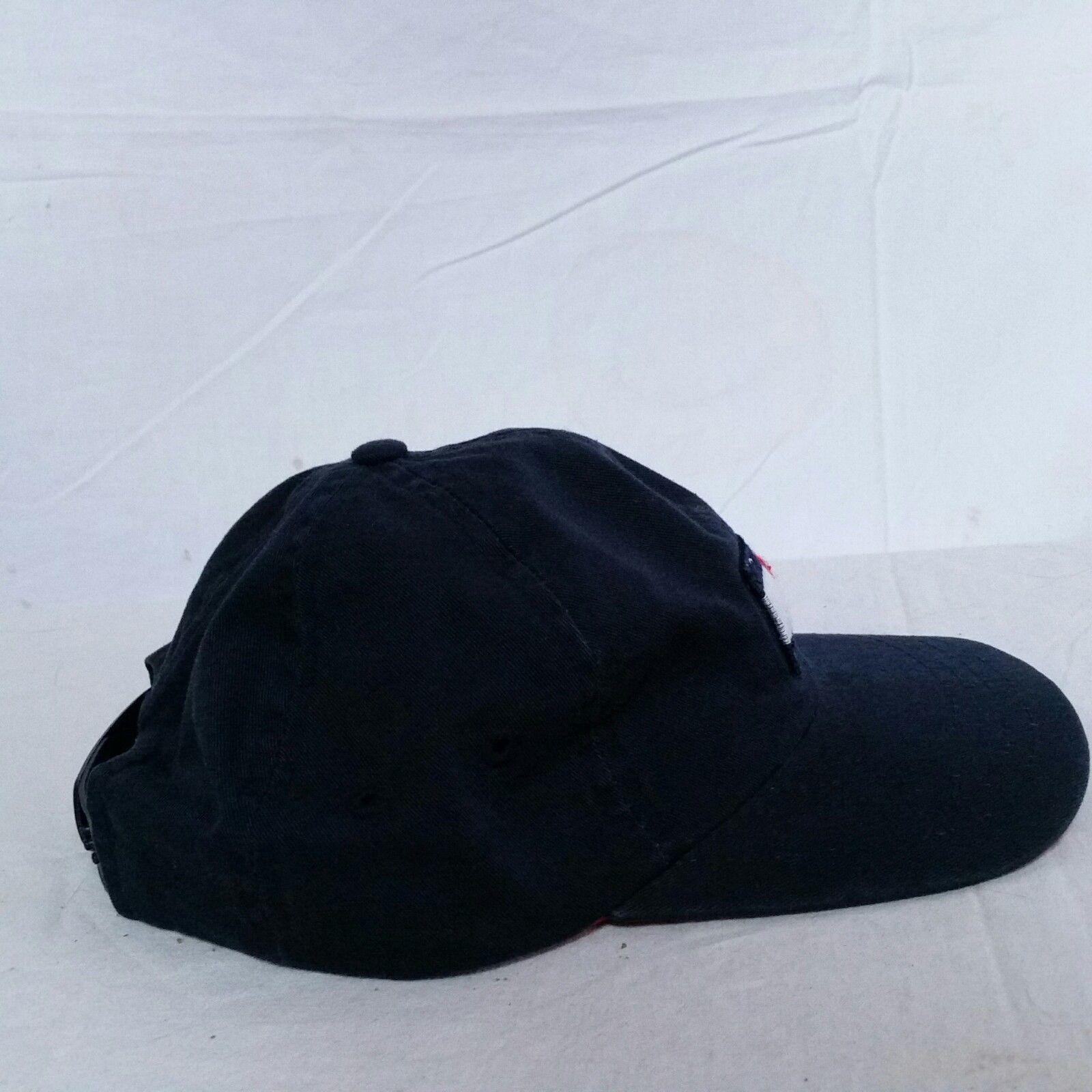 4ee9d901 VTG Tommy Hilfiger Snapback Hat Flag 90s Lotus Sailing Cap Spell Out  Baseball