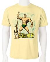 Sub Mariner Dri Fit graphic Tshirt microfiber superhero comic book Sun Shirt image 2