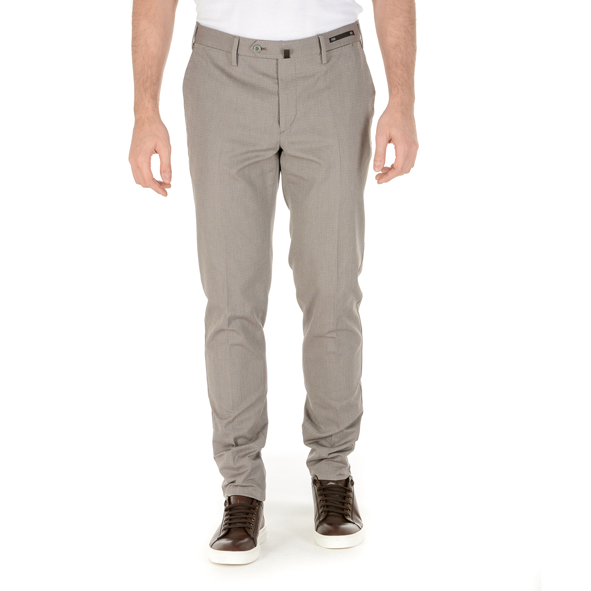 Primary image for PT01 Mens Pants Taupe BUSINESS