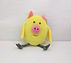 "Little Joe CHICKAPIG Plush 12"" Manhattan Toy Company Yellow Chick Pig NEW   - $14.99"