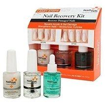 Nail Tek New Restore Damaged Nails Kit, Intensive Therapy II 0.5 fl oz, ... - $13.95