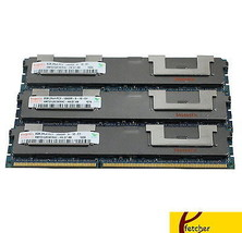 FX622AA 24GB (3X8GB) MEMORY FOR HP WORKSTATION Z800 - $128.98