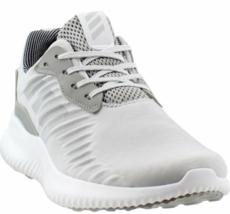 Adidas Alphabounce RC Size US 9.5 M (B) EU 42 Women's Running Shoes Gray... - $66.59