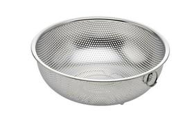 Stopia Stainless Steel Colander Strainer Kitchen Mesh Grain Basket 12.4 inches