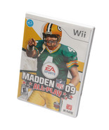 Madden NFL 09 All-Play For Wii And Wii U Football Complete with Manual - $24.97