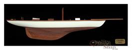 Columbia Half-hull Sailing Boat Model Wall Picture - $193.05
