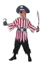 RG Costumes Pirate Boy Costume, Child Small/Size 4-6 - $18.05