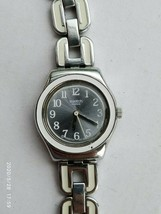 "Swatch Irony ""White Chain"" ladies AG 2009 swiss watch - $22.22"