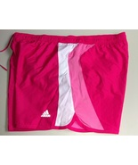 New Adidas MILE 10 Violet Design All Sports Design Women's Shorts Sz L - $20.00