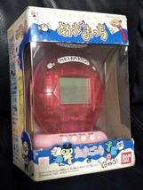 Tamagotchi Mezamatchi clear red alarm clock 1997 Bandai Japan NEW unopen... - $119.99