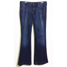 Citizens Of Humanity Size 30 Faye #003 Low Waist Wide Flare Leg - $49.49