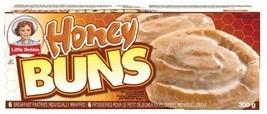 Little Debbie Honey Buns 10.6 Oz (16 Boxes) - $59.99