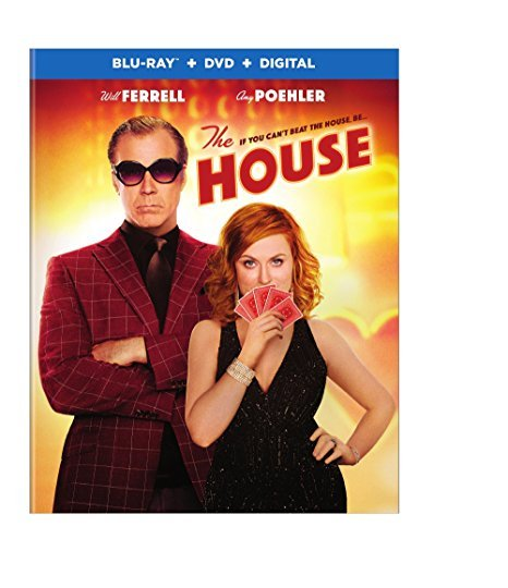 The House (2017) [Blu-ray]