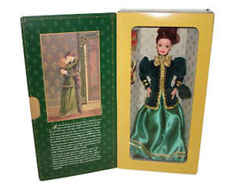 1996 Mattel Yuletide Romance Barbie Doll #15621 new in box special editi... - $12.47