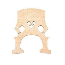 1pc replacement part 3/4 maple bridge for double bass contrabass upright... - $17.33