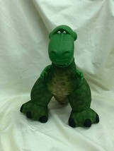 "Plush Toy Stuffed Animal Disney Toy Story Rex 14"" Mattel 2009 - $17.82"
