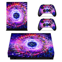 Floral Stars Decal Xbox one X Skin for Xbox Console & 2 Controllers - $15.00