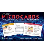 Lippincott Microcards: Microbiology Flash Cards - $50.00