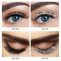 Glitter 4D Lash Mascara, Waterproof and Long Lasting, Thickening and Lengthening image 6
