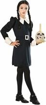 Rubies Miércoles Addams Personaje de Película Infantil Vestido Disfraz Halloween - $26.30