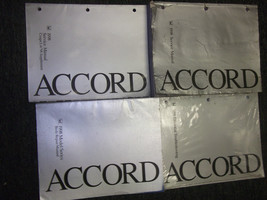 1998 HONDA ACCORD Service Shop Repair Workshop Manual Set W EWD Supplement - $197.95