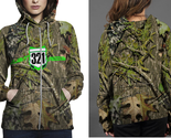 Just ride 321 realtree ap camo hoodie fullprint zipper women thumb155 crop