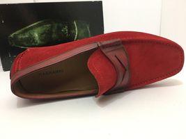 Magnanni Rafu 17987 Red Men's Loafer Size 41 US 8 M image 6