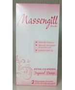 Massengill Douche Extra Cleansing TROPICAL BREEZE 2 ct 4.5 oz Clear Liqu... - $24.75
